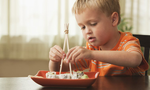 Introducing New Foods To Your Children – How To Make It Easier