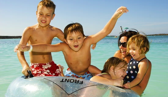 Five Top Tips For Single Parent Holidays