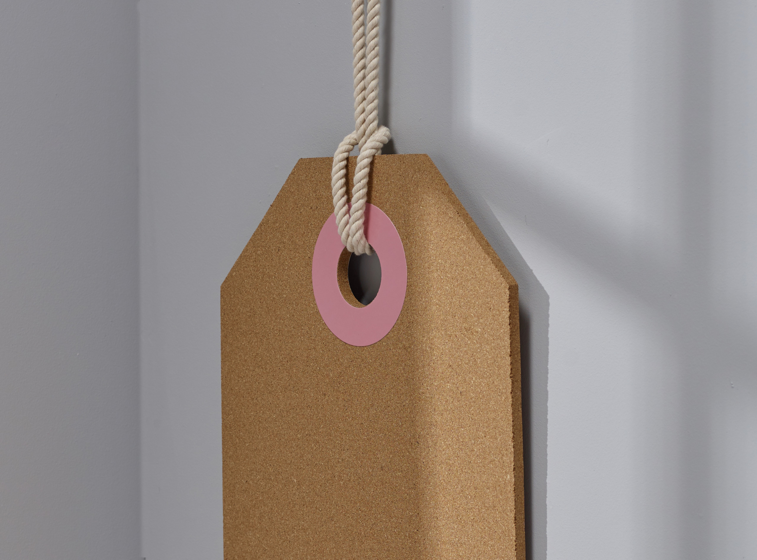 pink option notice board