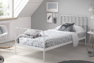 Paris Metal Single bed