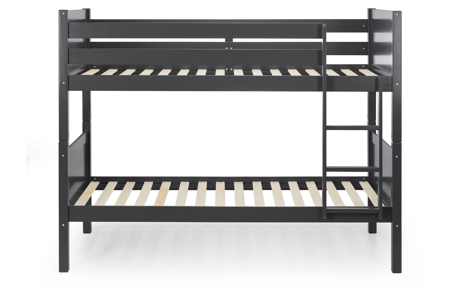 Portland Antracite Bunk Bed - Cut Out