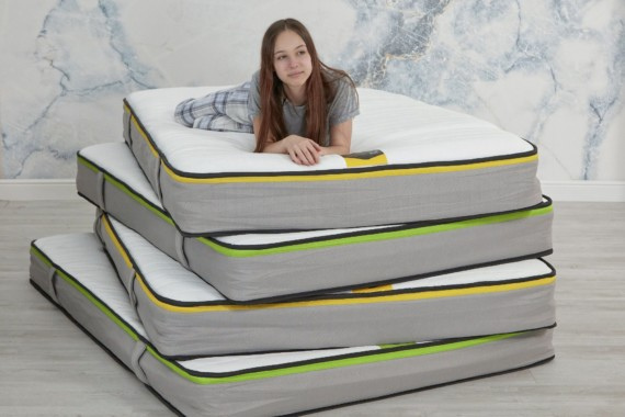 Double Mattresses - lifestyle